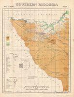 Southern Rhodesia. Salisbury