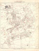 Postal districts : Salisbury township lands and environs