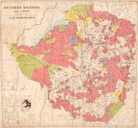 Southern Rhodesia : land apportionment