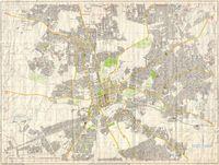 Street map of Salisbury