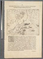 Delineatio Promontorii, Quod Cabo de bona Esperanca vulgo vocatur
