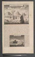 Vue et Description du Cap de Bonne Esperance