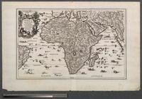 Africa ab Auctore Naturae Suis Dotibus Instructa Geographice Exhibita an MDCC