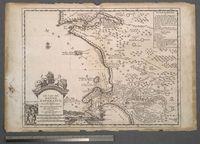 Le Cap de Bonne Esperance Suivant les Nouvelles Observations de Messrs. de l'Academie Royale des Sciences