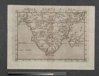 Africa Nuova Tavola