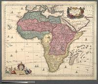 Africae Accurata Tabula