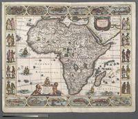 Africae nova Tabula