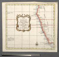 Coste Occidentale d'Afrique depuis le XIe degre de Latitude Meridionale, jusqu'au cap de Bonne Esperance ... Publiee par ordre de Mgr. le Comte de Maurepas