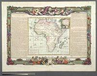L'Afrique Dressee pour l'etude de la Geographie