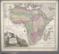 Africa Juxta Navigationes et Observationes Recentissimas Aucta, Correcta et in Sua Regna et Status Divisa in Lucem Edita