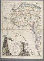 L'Africa divisa nelle sue Parti secondo le piu moderne, relationi colle scoperte dell'origine e corso del Nilo