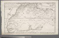 Mauretanien, Gaetulien, Melanogaetulien, Garamantien und Nigritien