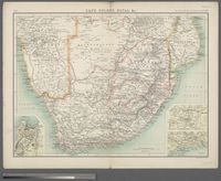 Cape Colony, Natal & c
