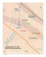 Living site at the Western Boundary : draft