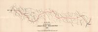C.G.R. flying survey : Graaff Reinet Middelburg Road, 1896