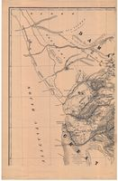 Original map of Great Namaqualand and Damaraland