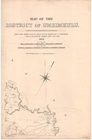 Map of the District of Umzimkulu, sheet no. 1