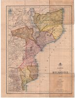 Carta de Moçambique