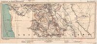 Kriegskarte von Deutsch-Südwestafrika : blatt Rehoboth