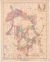 A provisional soil map of East Africa (Kenya, Uganda, Tanganyika & Zanzibar)