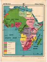 Africa : political