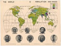The world : populations and races