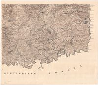 Plan of the Transkeian Territories, sheet No. 10