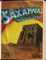 Sax Appeal, 1979