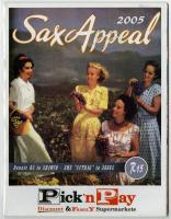 Sax Appeal, 2005