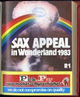 Sax Appeal, 1983