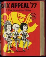 Sax Appeal, 1977