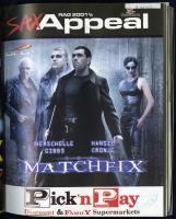 Sax Appeal, 2001