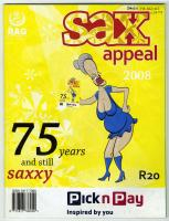 Sax Appeal, 2008