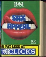 Sax Appeal, 1981