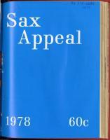 Sax Appeal, 1978