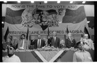 ANC election campaign, Cape Town