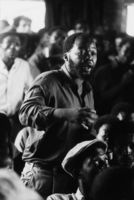 Labour strike, Johannesburg