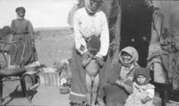 /kham Bushmen family Prieska