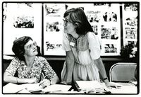 Catherine (Kate) Moultrie and Jill Wentzel at the Black Sash National Conference, 1983]