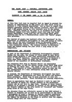 Cape Western Region: District Six in March 1981 -Paper Presented at National Conference 1981