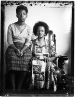 Monica Nqabakazi Godolozi, Pebco Three widow, Motherwell, 1997