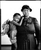 Joyce Mananki Seipei with her daughter, Johannesburg, 1997