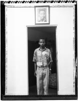 Belgium Biko, Steve Biko's brother, King William's Town, 1997