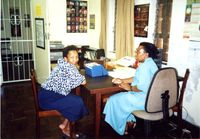 Pretoria Advice Office: Martha Olifant