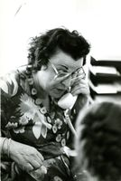 Beulah Rollnick, Advice Office worker
