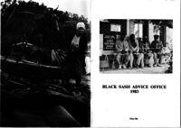 Black Sash Advice Office. Annual Report January - December 1983