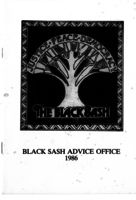 Black Sash Advice Office. Annual Report January - December 1986