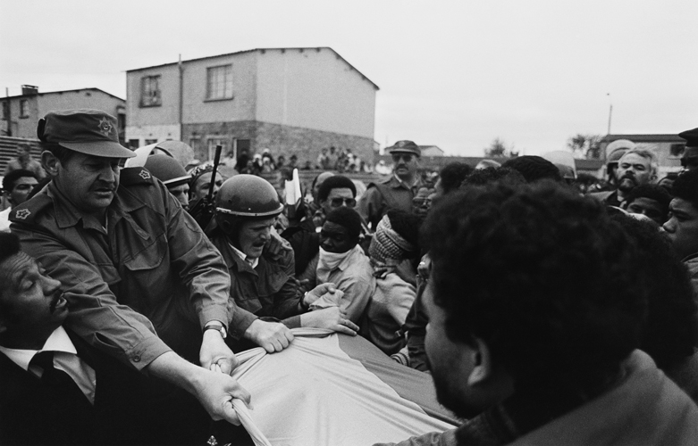 Funeral of Ashley Kriel, Langa township, 1987 | UCT ...